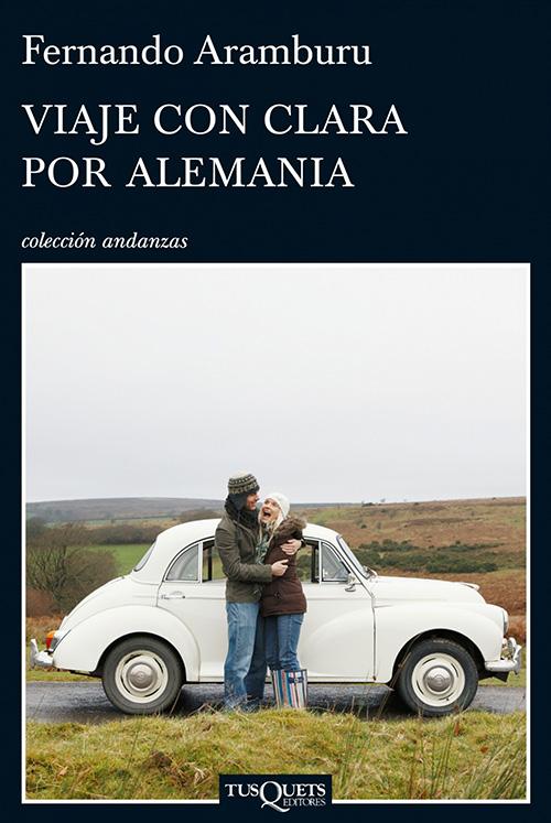 Día del libro 2015, Fernando Aramburu, viaje con Clara por Alemania