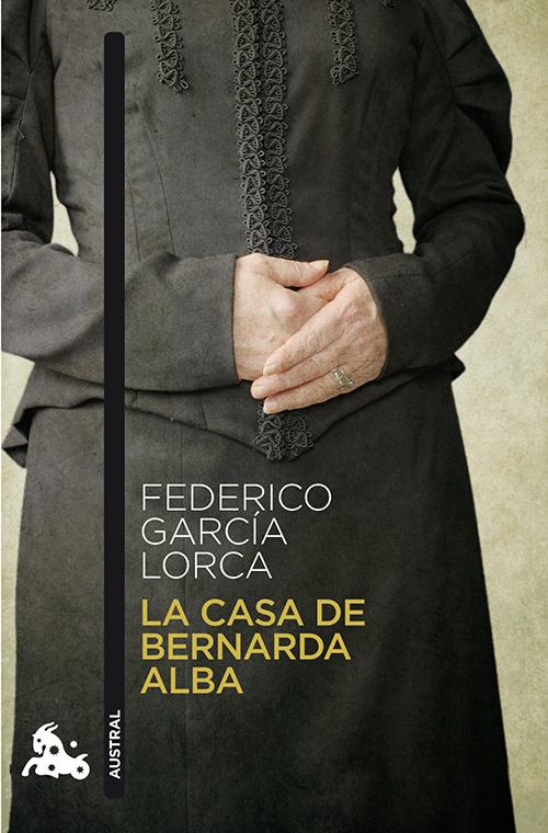 Día del libro 2015, García Lorca - La casa de Bernarda Alba