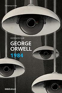 Día del libro 2015 - George Orwell - 1984
