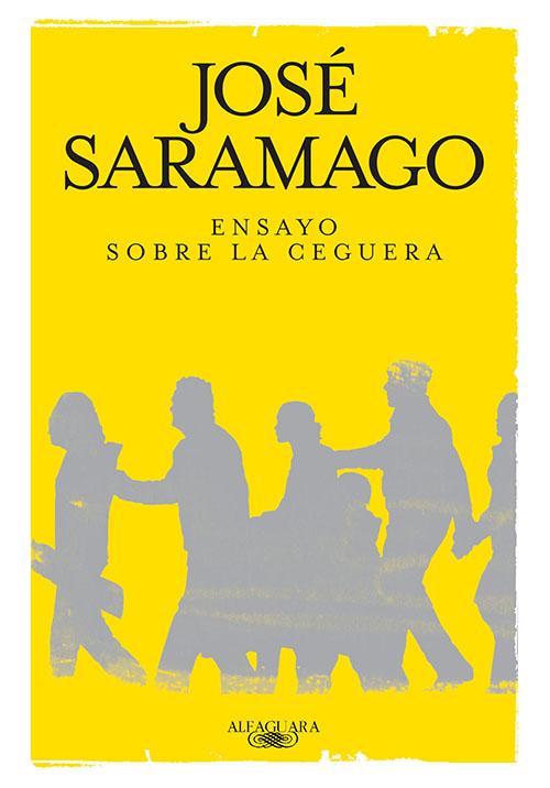 Día del libro 2015, José Saramago - Ensayo sobre la ceguera