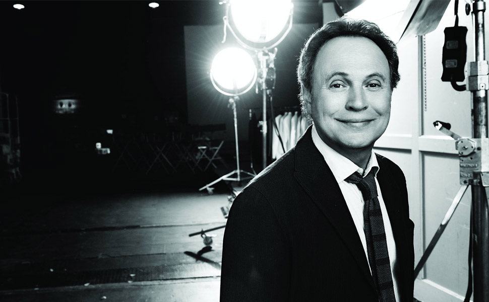 The Comedians: El regreso de Billy Crystal
