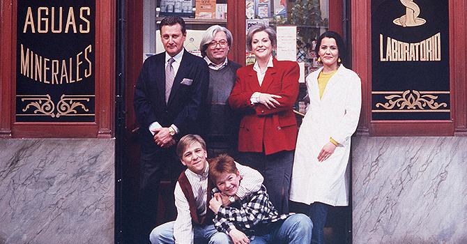 Madres televisión - Farmacia de guardia