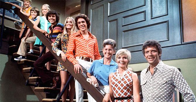 Madres televisión - La tribu de los Brady