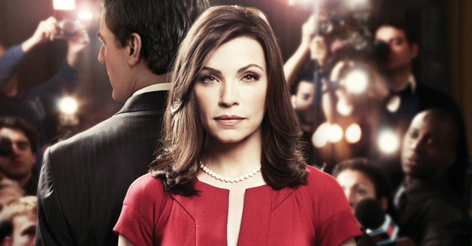Madres televisión - The Good Wife