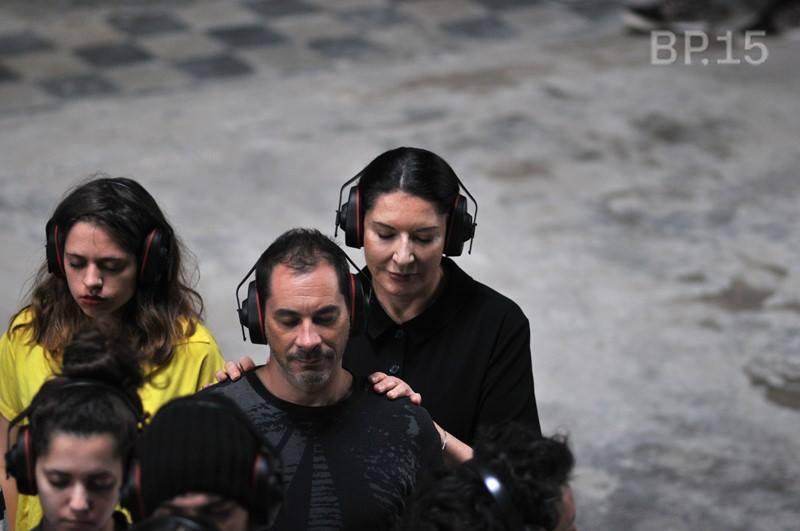 Marina Abramovic y yo: dos historias del arte