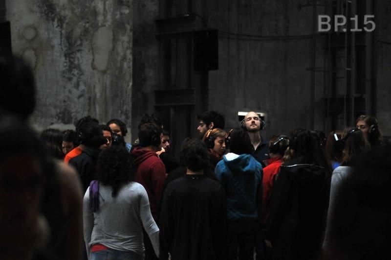 Marina Abramovic, Bienal Performance Buenos Aires 2
