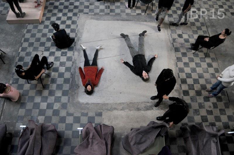 Marina Abramovic, Bienal Performance Buenos Aires 3