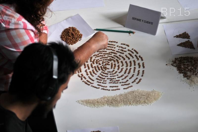 Marina Abramovic, Bienal Performance Buenos Aires 5