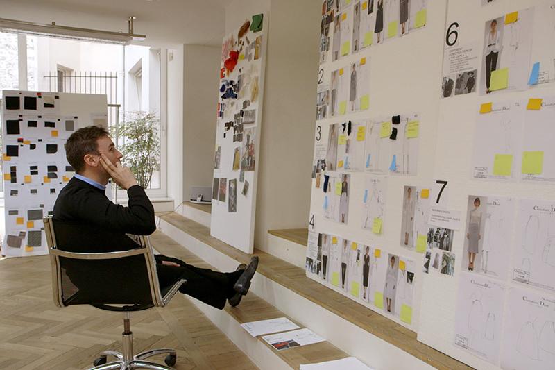 Moritz Feed Dog, moda documental 2