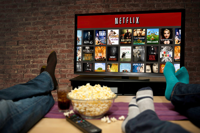Netflix, televisión de pago