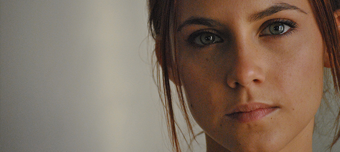 Talentos cine español, Aura Garrido
