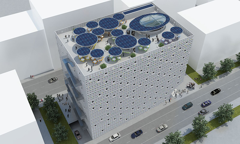 Arquitectura Xavier Vilalta ecortina 5