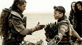 Mad Max: Fury Road, cámara, ¡motor y acción!