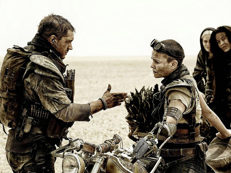 Mad Max: Fury Road, cámara, ¡motor y acción!