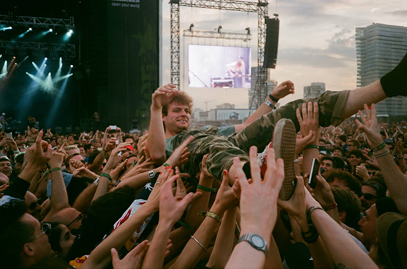 Primavera Sound 2015 Mac Demarco