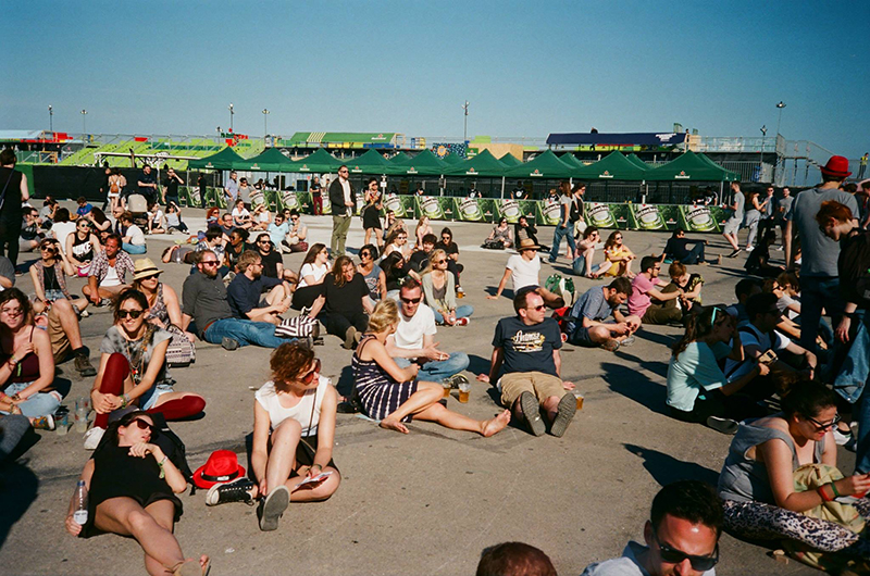 Primavera Sound 2015 público
