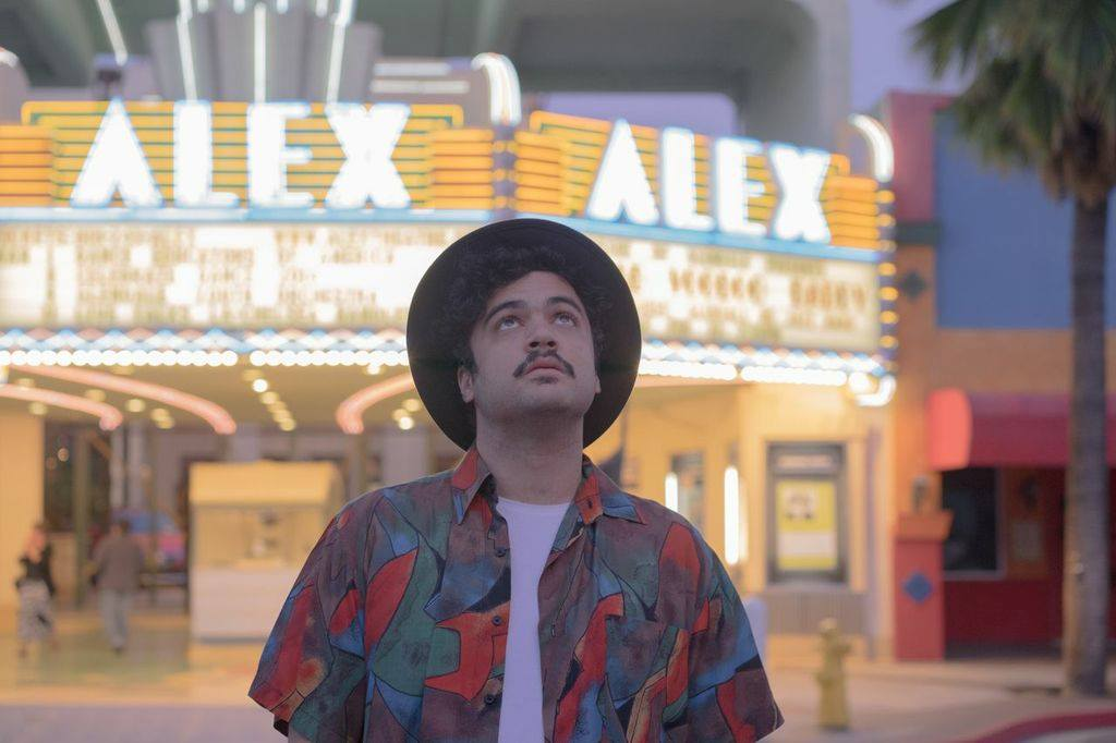 Alex Ferreira - Cinema Tropical