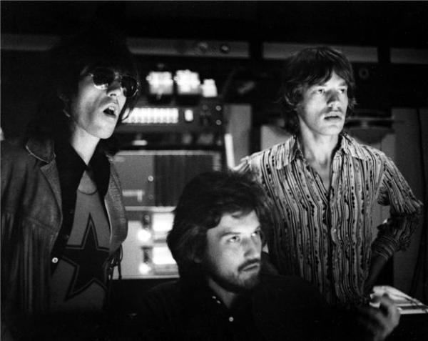 Rolling Stones Let It Bleed -Keith Mick Jimmy Miller