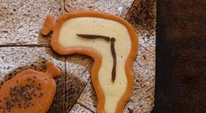 Tatiana Shkondina: arte realizado con comida