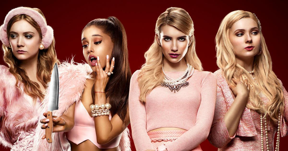Scream Queens: reinas de algo más que el grito